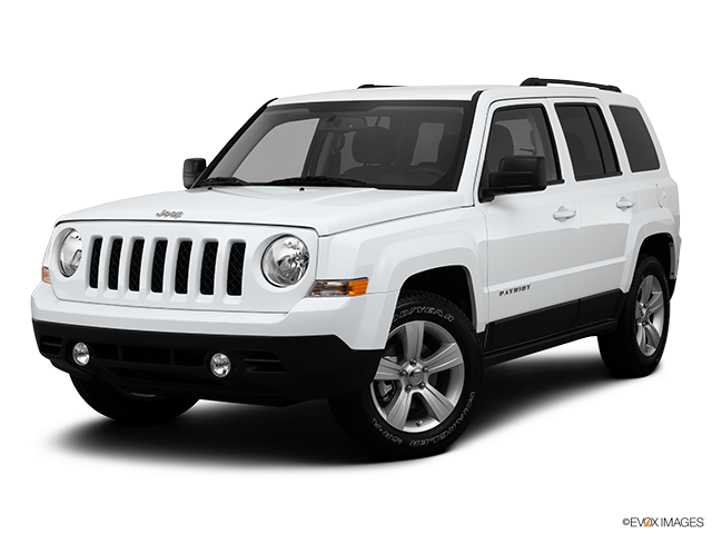 2013 Jeep Patriot Review