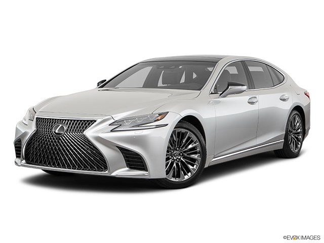 2018 Lexus LS 500 Review