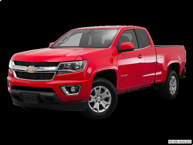 2015 Chevrolet Colorado photo