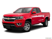 2015 Chevrolet Colorado Review