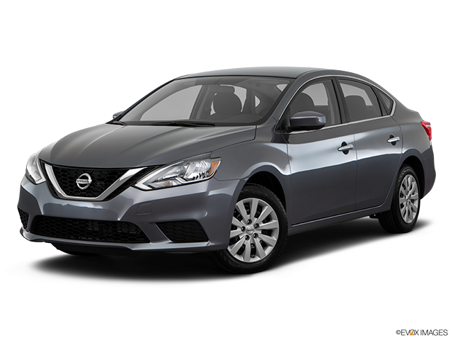 2017 nissan sentra review carfax vehicle research. Black Bedroom Furniture Sets. Home Design Ideas