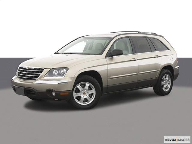 2005 Chrysler Pacifica Review