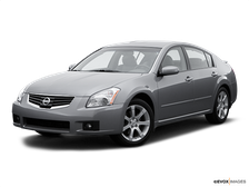 2007 Nissan Maxima Review