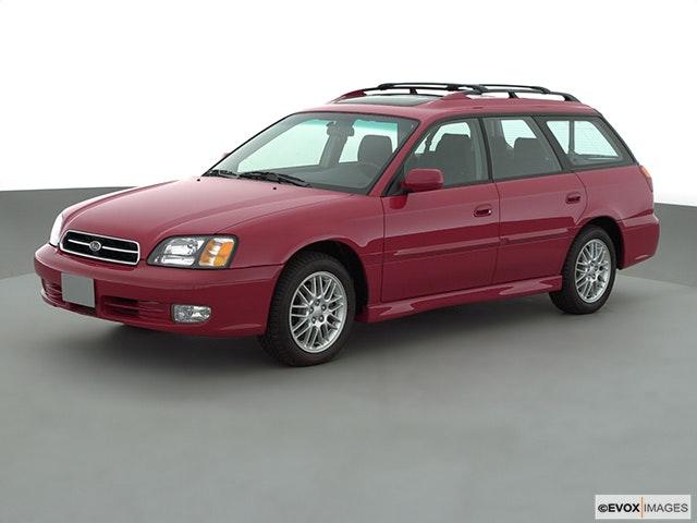 2001 Subaru Legacy Review