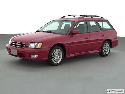2001 Subaru Legacy photo
