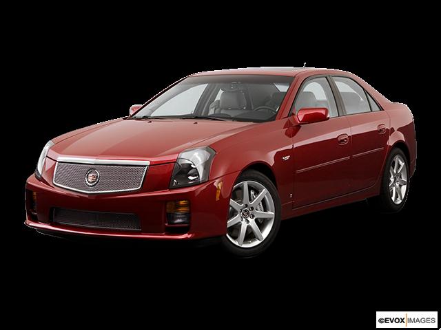 2006 Cadillac CTS-V Review