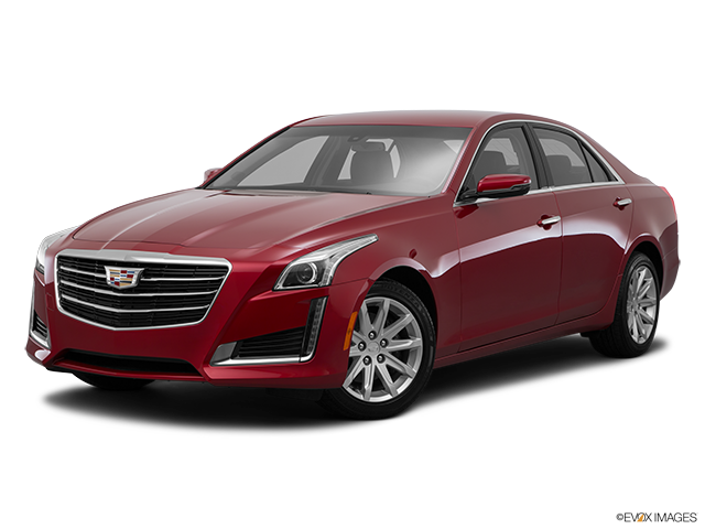2015 Cadillac CTS Review