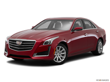 2015 Cadillac CTS Review