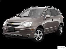 2012 Chevrolet Captiva Sport Review