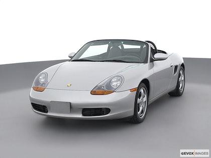 2002 Porsche Boxster photo
