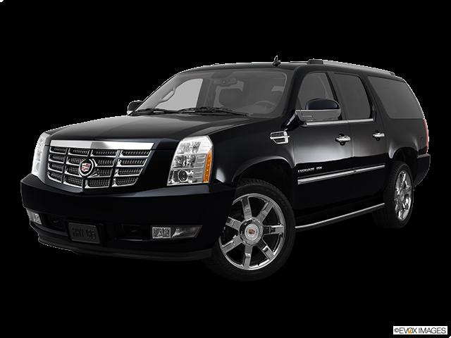 2012 Cadillac Escalade ESV Review