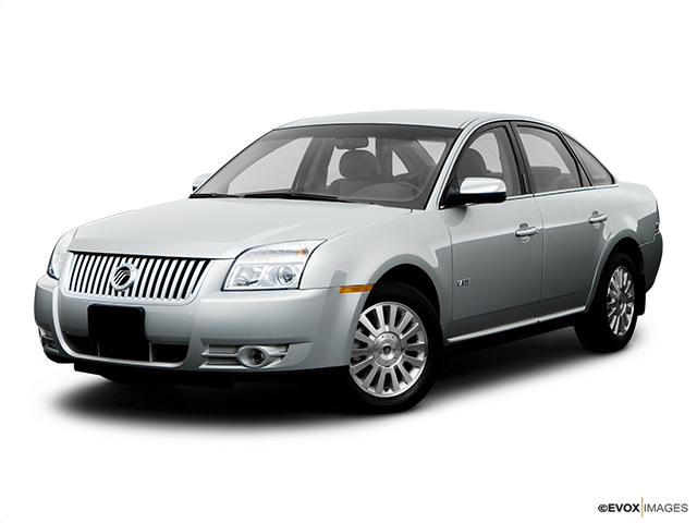 2009 Mercury Sable Review