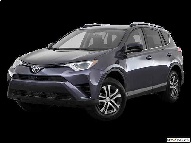 2017 Toyota RAV4 photo