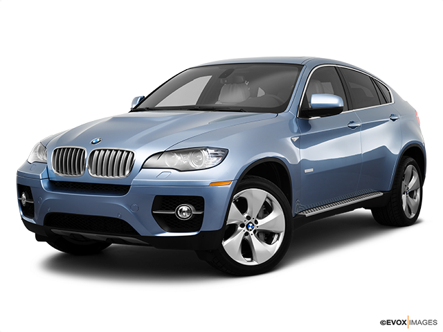 2010 BMW ActiveHybrid X6 Review