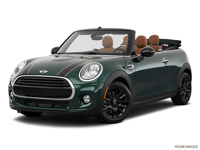 2018 MINI Convertible Review