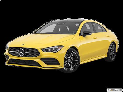 2020 Mercedes-Benz CLA photo