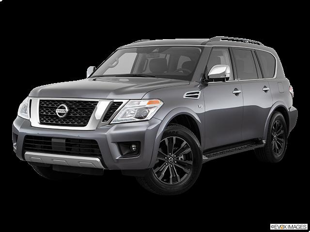 Nissan Armada Reviews