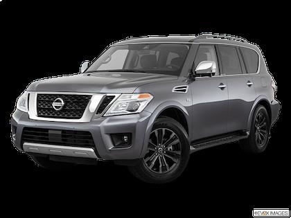 Nissan Armada Towing Capacity >> 2018 Nissan Armada Review Carfax Vehicle Research