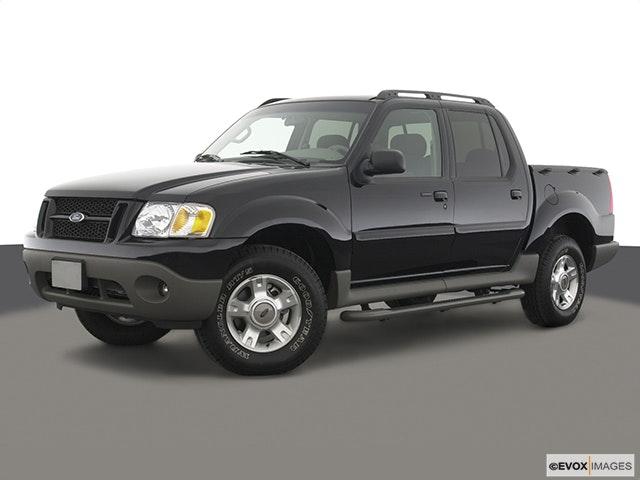 2003 Ford Explorer Sport Trac Review