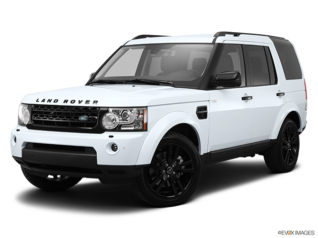 2013 Land Rover LR4 Review