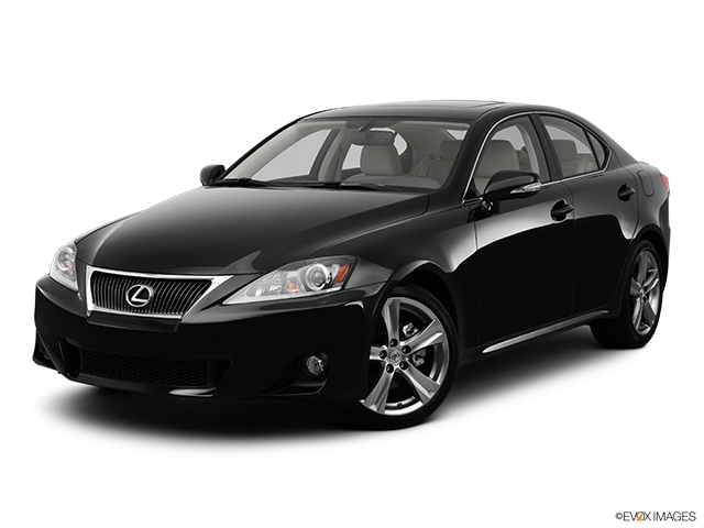 2012 Lexus IS 250 Review