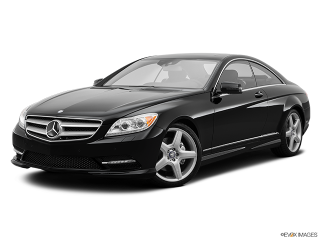 Mercedes-Benz CL-Class Reviews