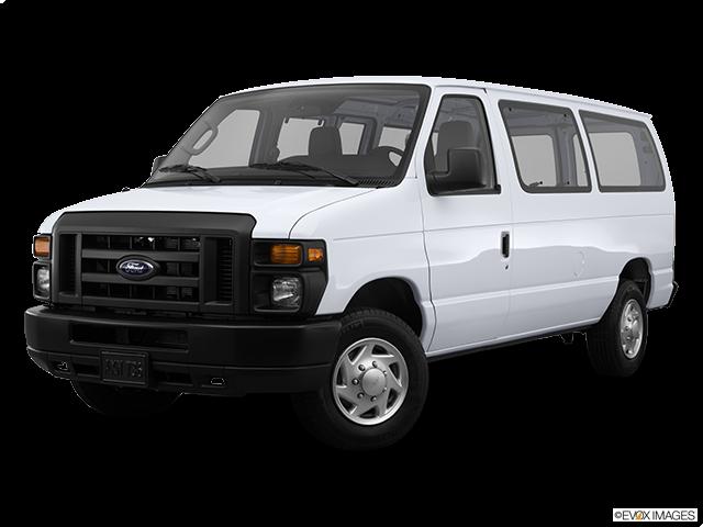 2014 Ford E-Series Cargo Review