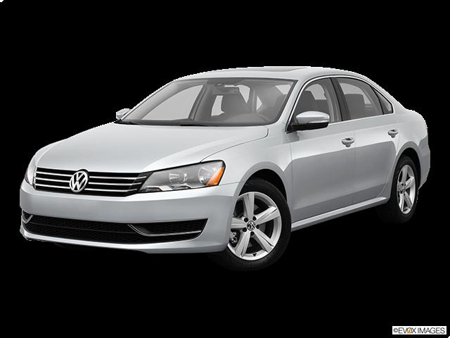2013 Volkswagen Passat Review