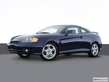 2004 Hyundai Tiburon Review