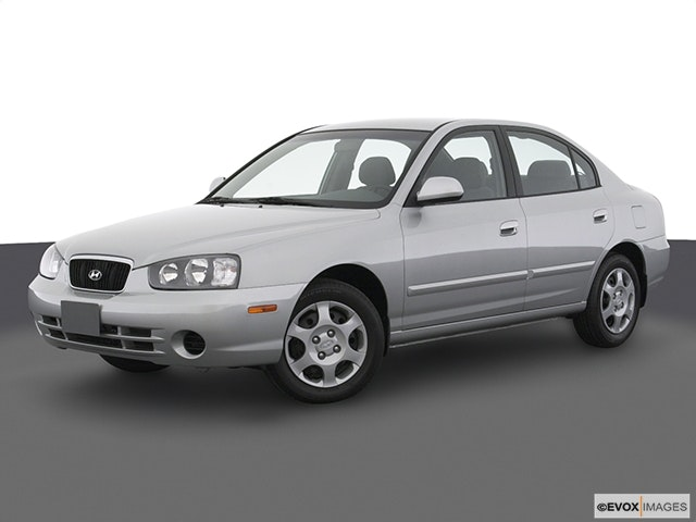 2003 Hyundai Elantra Review