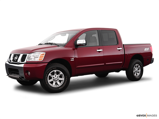 2005 Nissan Titan Review