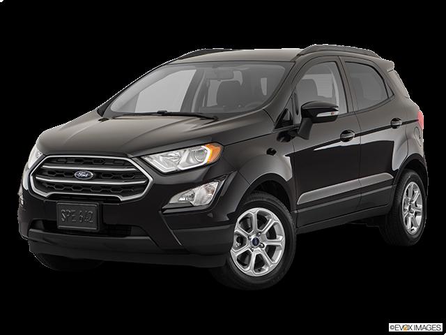 Ford EcoSport Reviews
