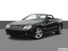 2005 Mercedes-Benz SL-Class Review