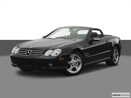 2005 Mercedes-Benz SL-Class photo