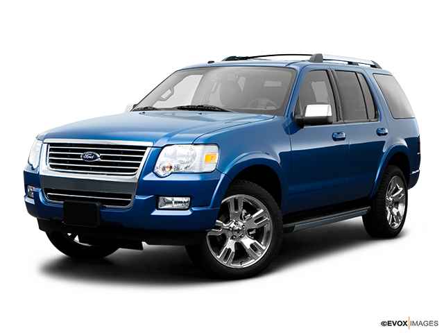 2009 Ford Explorer Review