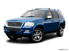 2009 Ford Explorer Review