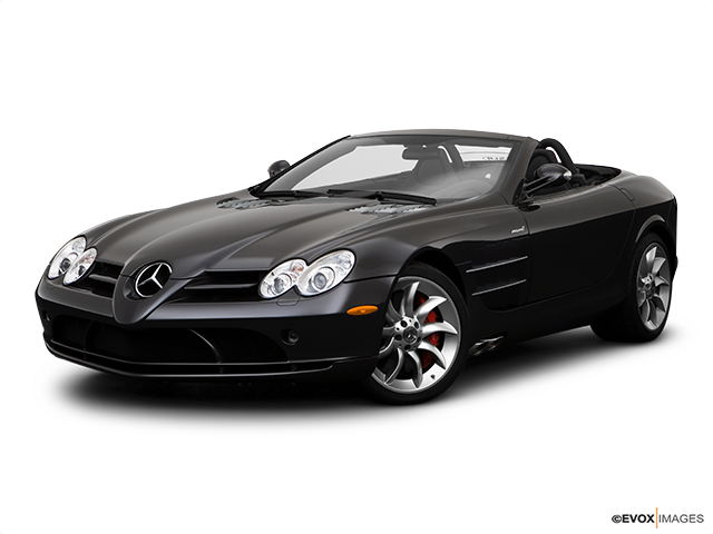 Mercedes-Benz SLR Reviews