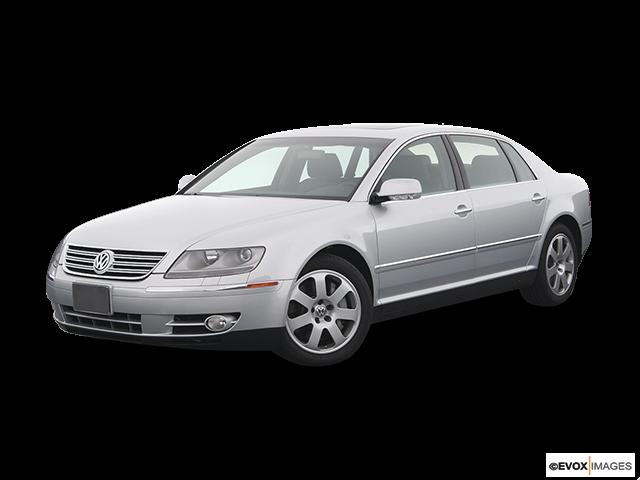 Volkswagen Phaeton Reviews