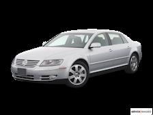 2006 Volkswagen Phaeton Review