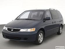 2003 Honda Odyssey Review