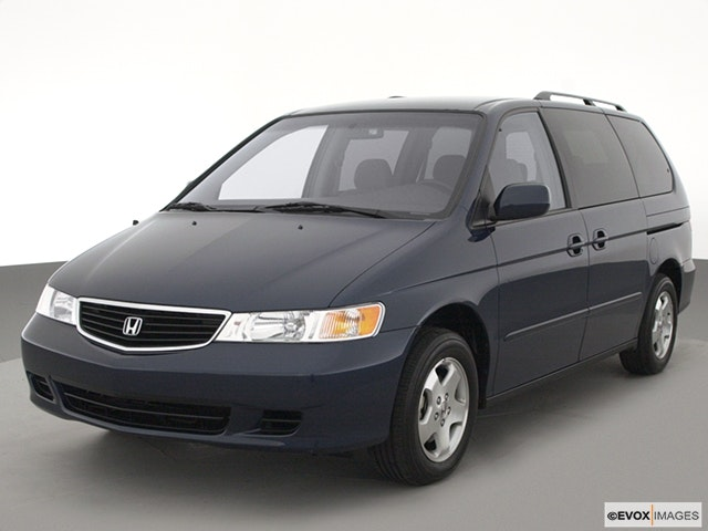 Exceptional 2000 Honda Odyssey Review