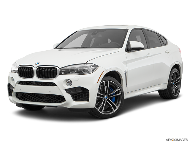 2017 BMW X6 M Review