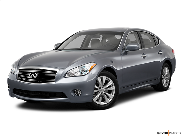 INFINITI M56 Reviews