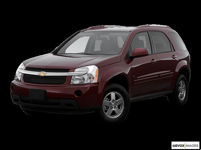 2007 Chevrolet Equinox Review