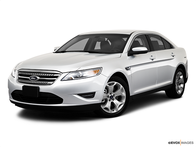 2010 Ford Taurus Review