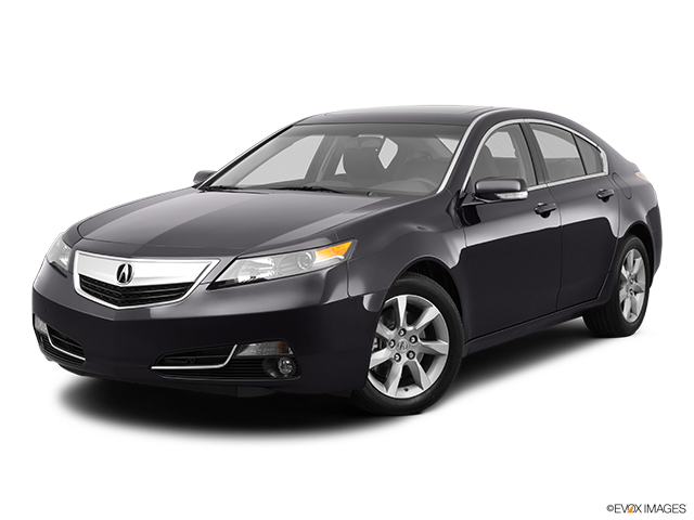 2012 Acura TL Review