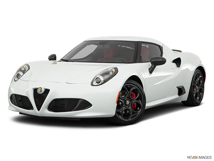 2017 Alfa Romeo 4C photo