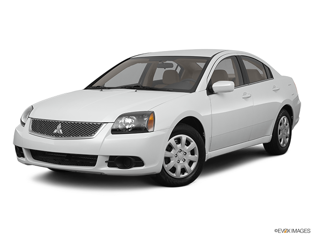 2011 Mitsubishi Galant Review
