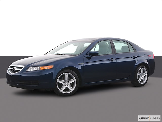 2004 Acura TL Review
