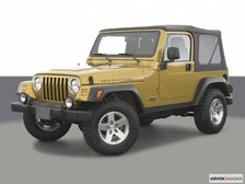 2005 Jeep Wrangler Review